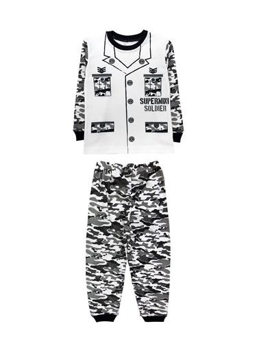 By Leyal For Kids Pijama Takım Antrasit